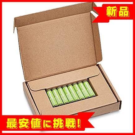 【赤字処分!残1】高容量充電式ニッケル水素電池単4形8個セット 充電池 F306 (充電済み、最小容量 800mAh、約500回使用可能)_画像4