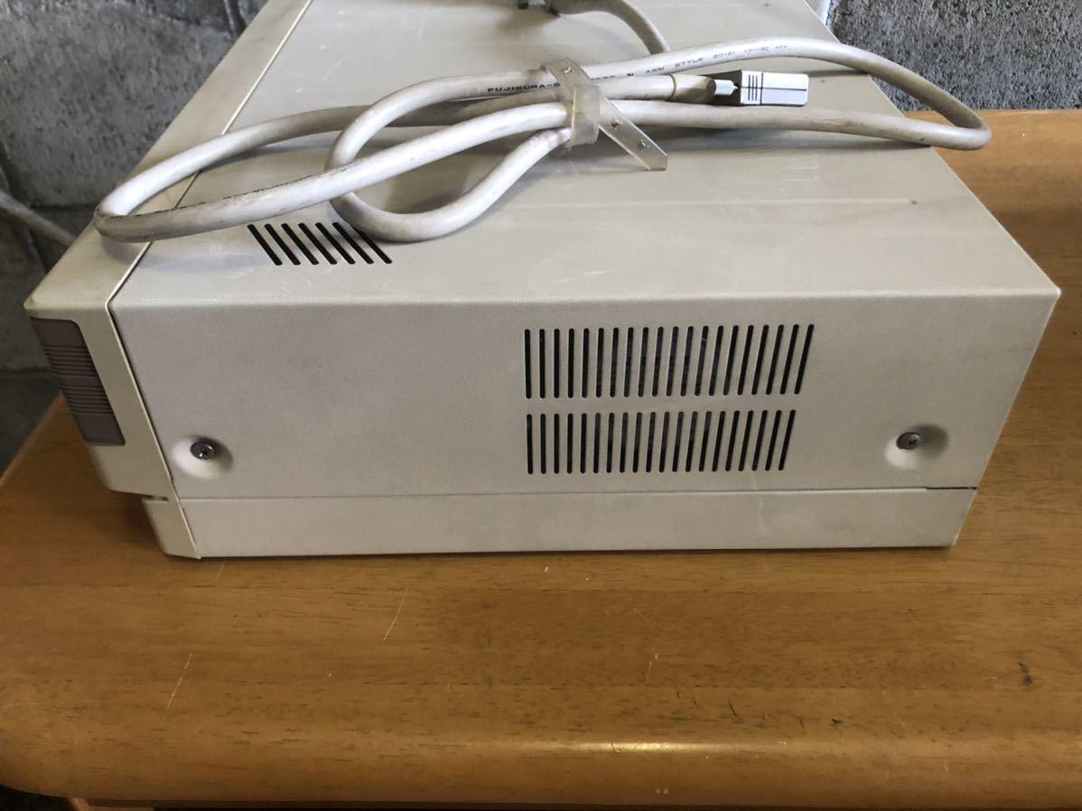 NEC PC-8801 通電確認のみ_画像4