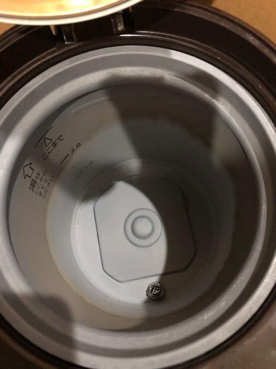 ZOJIRUSHI 象印電気ポットCV-GB30 ブラウン