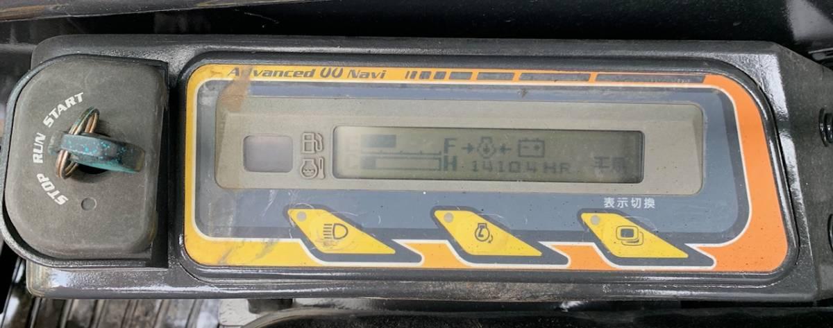 ユンボ クボタ RX305 3トンクラス ★油圧ショベル★時間1411hr★アームクレーン★倍速付き★下取り可能です。_画像10