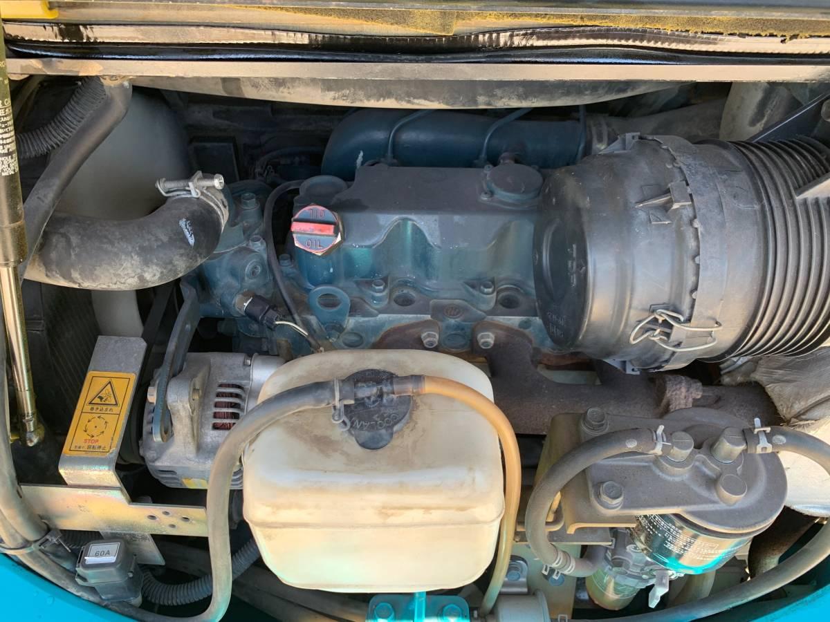 ユンボ クボタ RX305 3トンクラス ★油圧ショベル★時間1411hr★アームクレーン★倍速付き★下取り可能です。_画像8