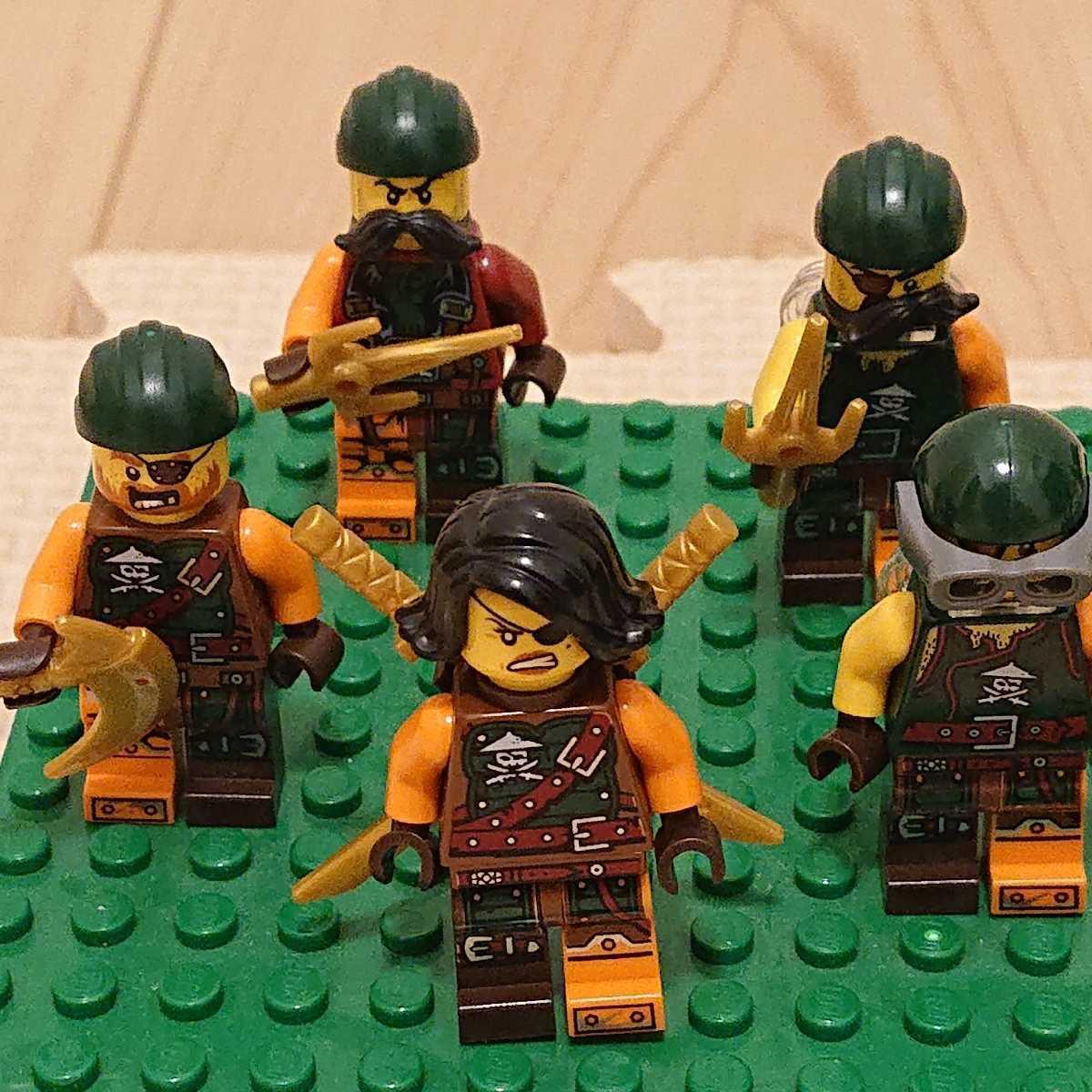 レゴ ミニフィグ 大量 まとめ売り ニンジャゴー _画像2