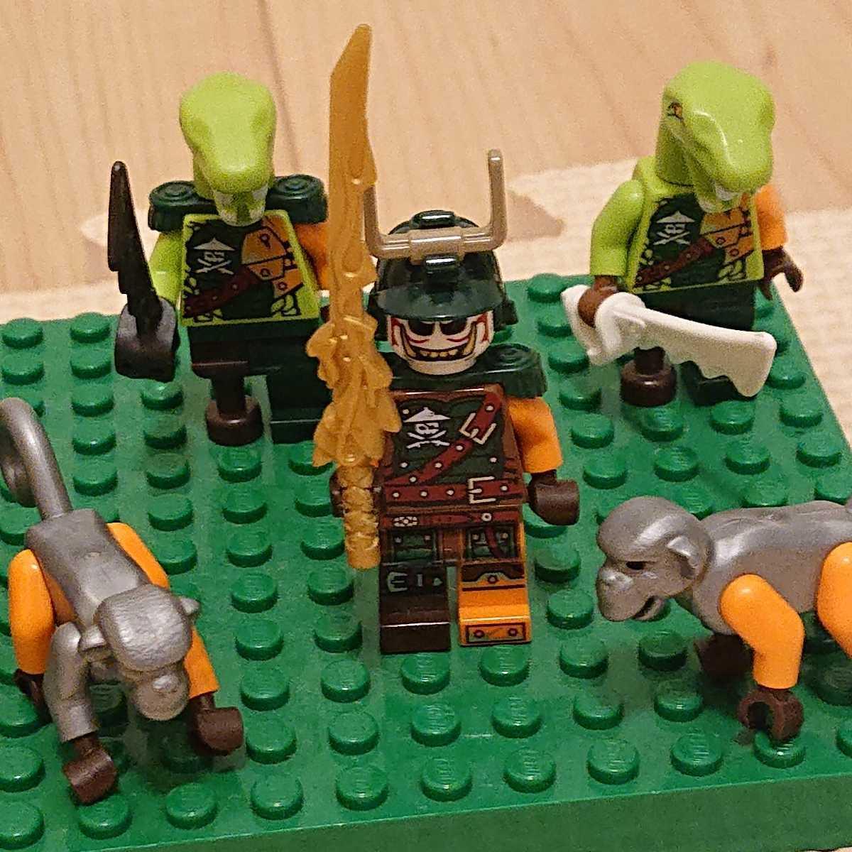 レゴ ミニフィグ 大量 まとめ売り ニンジャゴー _画像3