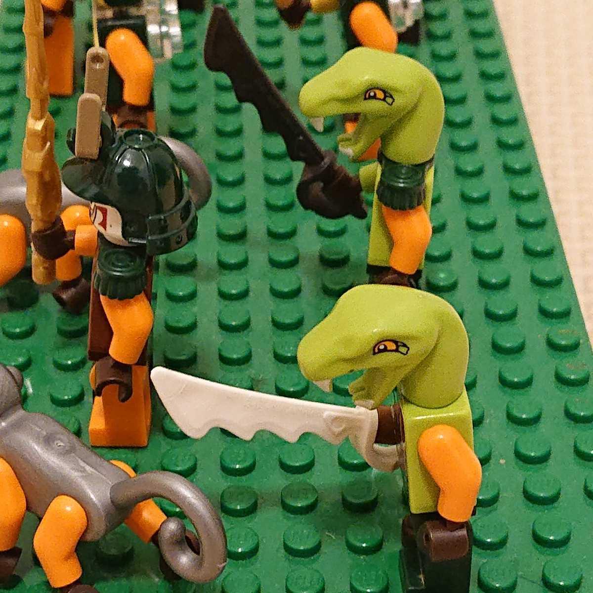 レゴ ミニフィグ 大量 まとめ売り ニンジャゴー _画像4