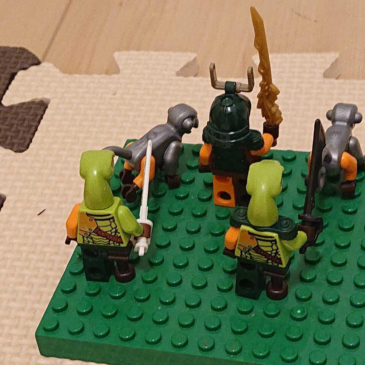 レゴ ミニフィグ 大量 まとめ売り ニンジャゴー _画像5