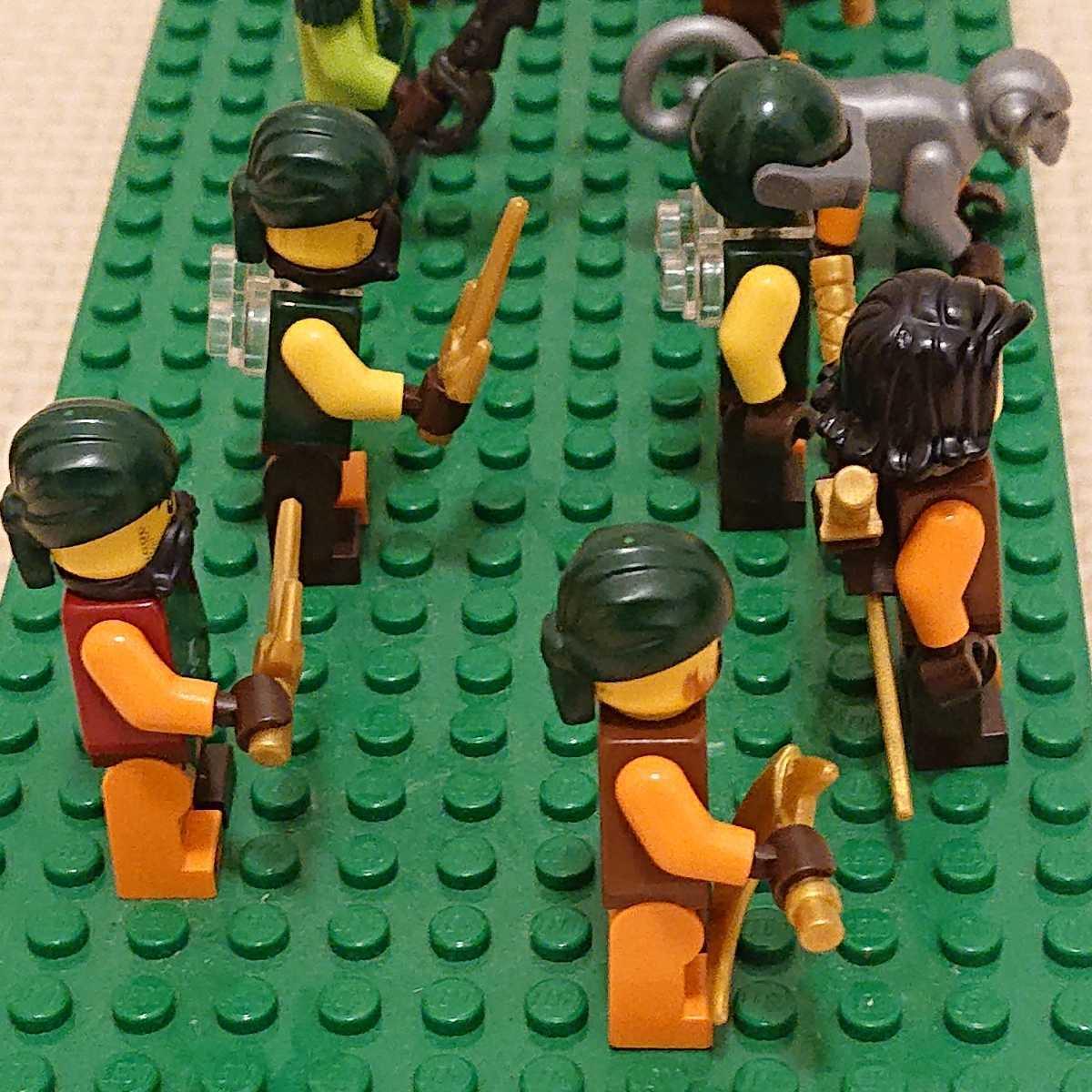 レゴ ミニフィグ 大量 まとめ売り ニンジャゴー _画像7