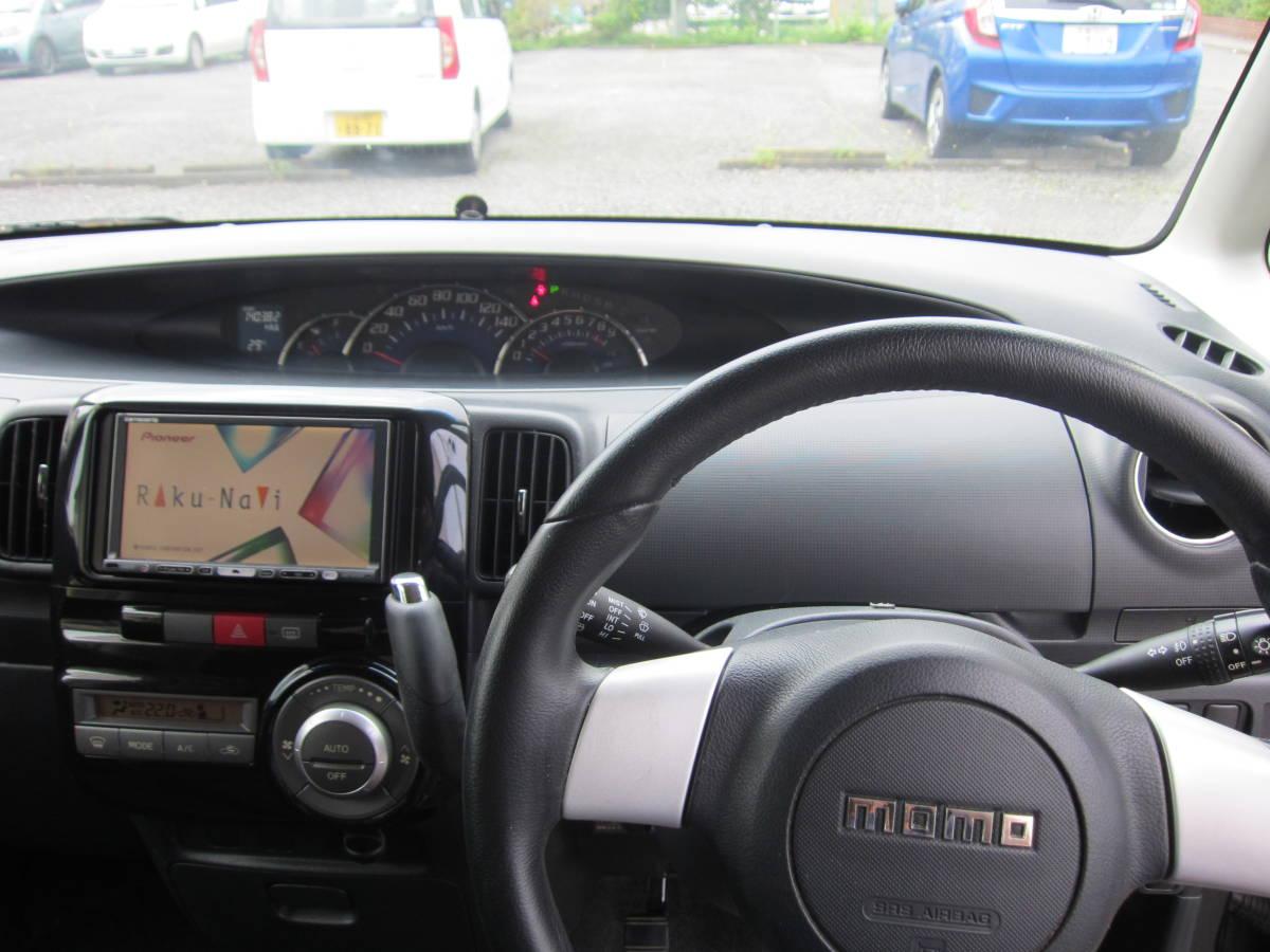 「H23 タントカスタム RS ターボ パワースライドドア 車検R4.2まで」の画像2