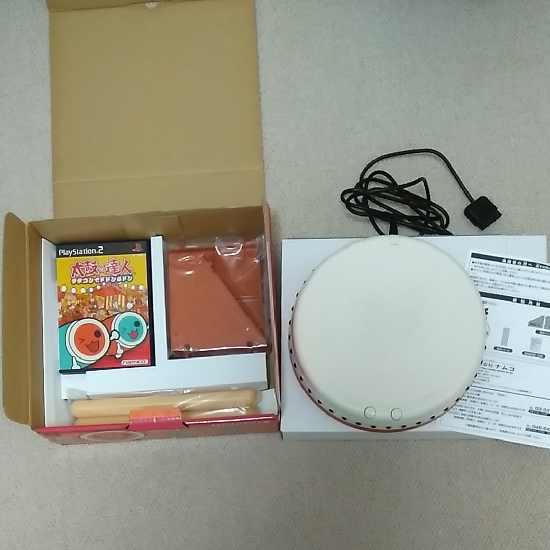 太鼓の達人 PS2 タタコン PS2ソフト