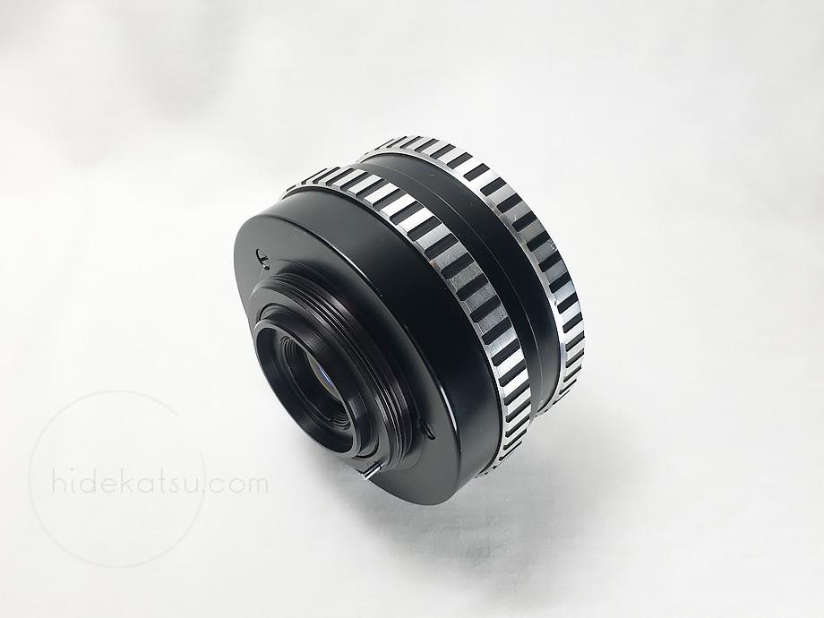 安定した写りとオールド感のテッサー50mm【分解清掃・撮影チェック済み】Carl Zeiss Jena / Tessar 50mm F2.8 M42 _09t_画像4