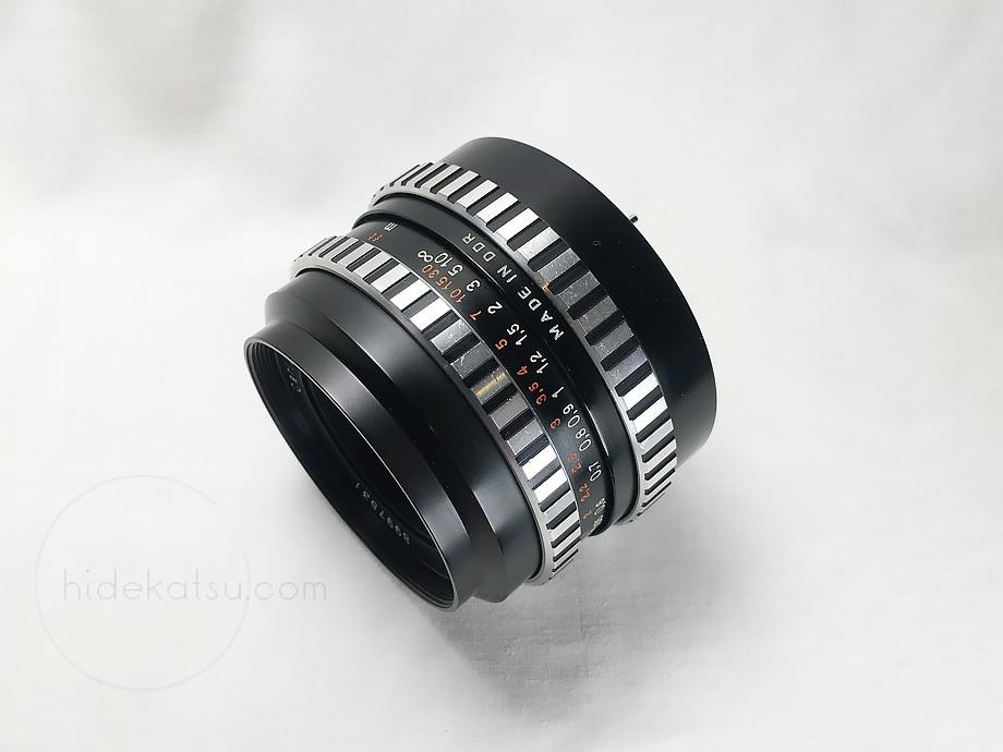 安定した写りとオールド感のテッサー50mm【分解清掃・撮影チェック済み】Carl Zeiss Jena / Tessar 50mm F2.8 M42 _09t_画像3