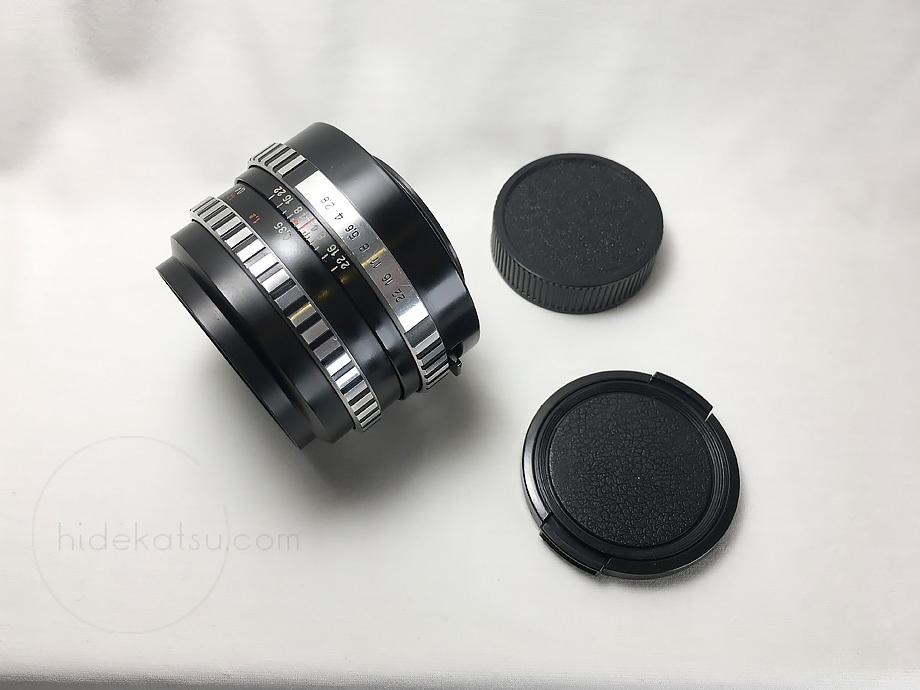 安定した写りとオールド感のテッサー50mm【分解清掃・撮影チェック済み】Carl Zeiss Jena / Tessar 50mm F2.8 M42 _09t_画像2