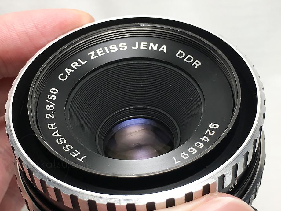 安定した写りとオールド感のテッサー50mm【分解清掃・撮影チェック済み】Carl Zeiss Jena / Tessar 50mm F2.8 M42 _11t_画像9