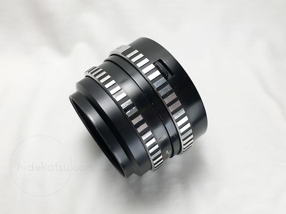 安定した写りとオールド感のテッサー50mm【分解清掃・撮影チェック済み】Carl Zeiss Jena / Tessar 50mm F2.8 M42 _12t_画像3