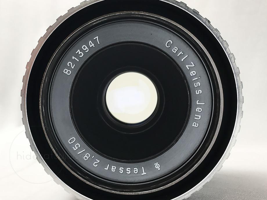 安定した写りとオールド感のテッサー50mm【分解清掃・撮影チェック済み】Carl Zeiss Jena / Tessar 50mm F2.8 M42 _12t_画像6