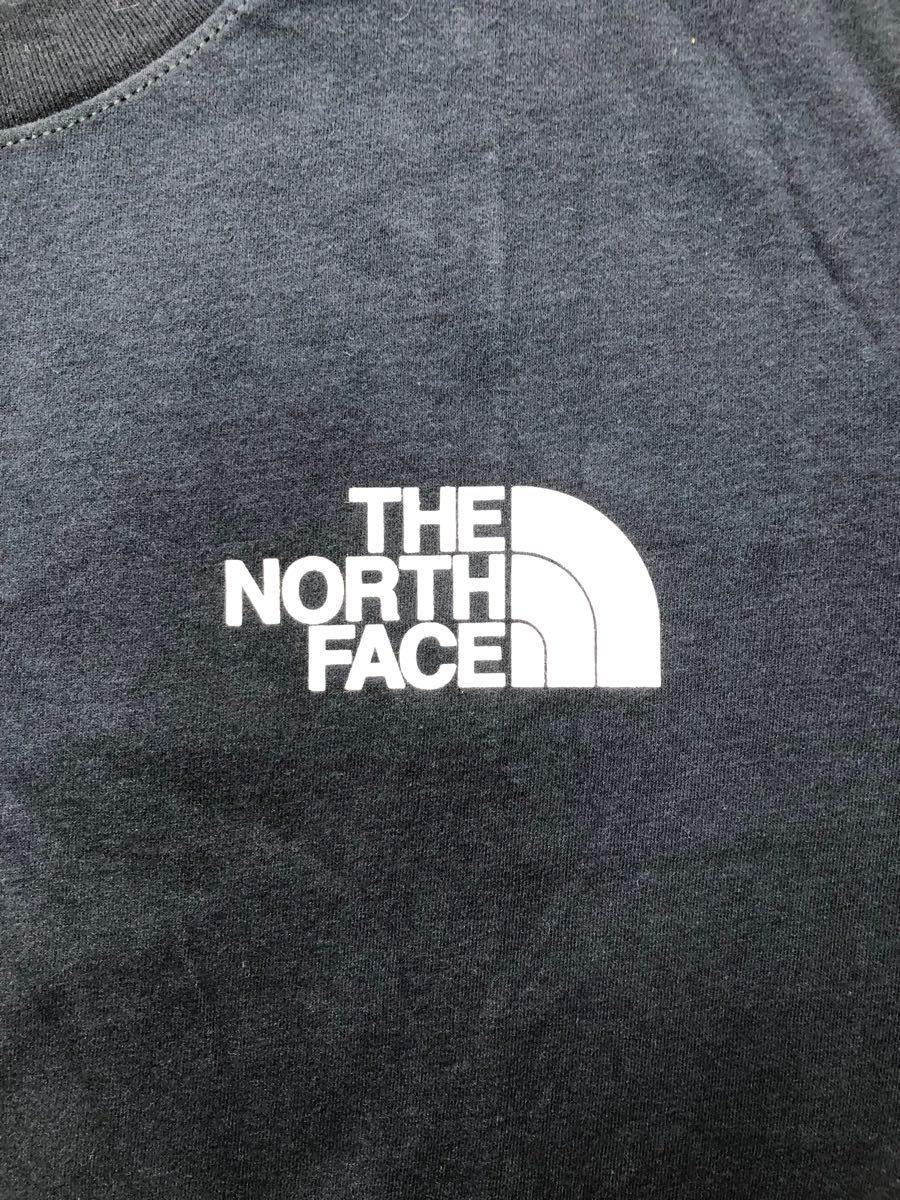 THE NORTH FACE    ザ・ノースフェイス ボックスビッグロゴ半袖T