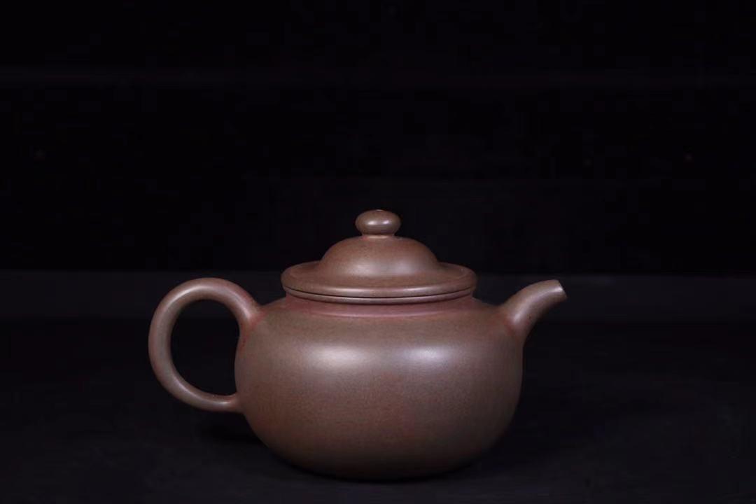 中国美術 唐物 宜興紫砂 友蘭款 紫砂壺 煎茶道具 急須 茶道具 古美術