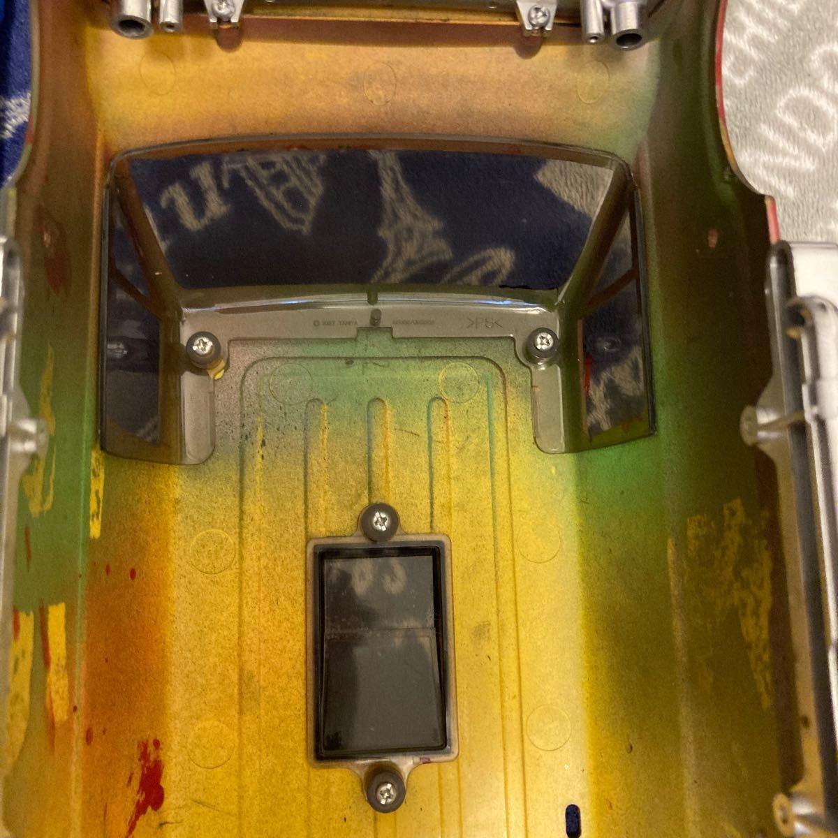 タミヤ ランチボックス
