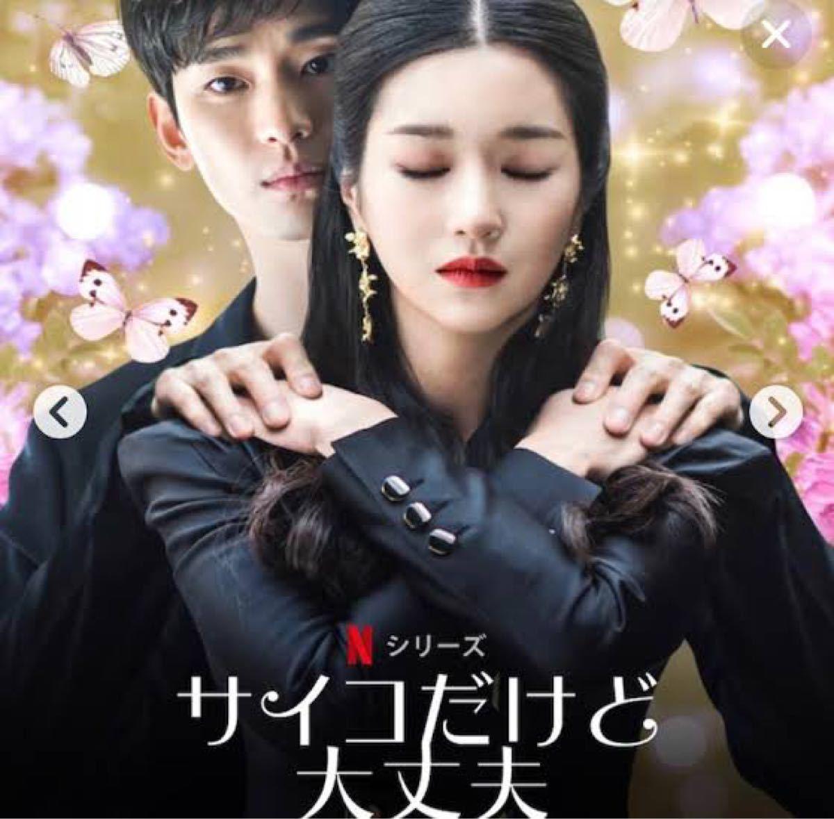 【サイコだけど大丈夫】韓国ドラマ/Blu-rayブルーレイ全話収録!2〜3日で発送★