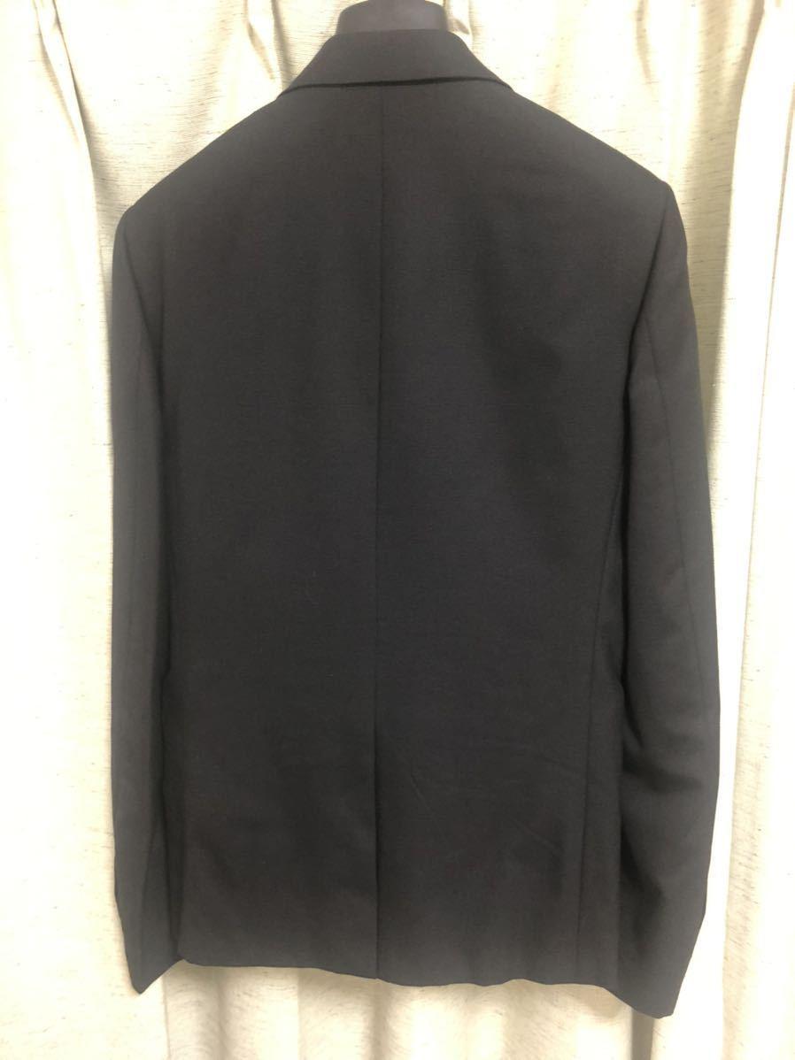 Dior Homme ディオールオム 44【定価総額60万超】スモーキングJK PT ジレ スーツ セットアップ_画像2