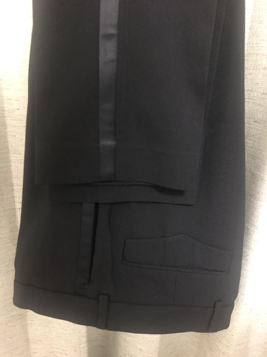 Dior Homme ディオールオム 44【定価総額60万超】スモーキングJK PT ジレ スーツ セットアップ_画像6