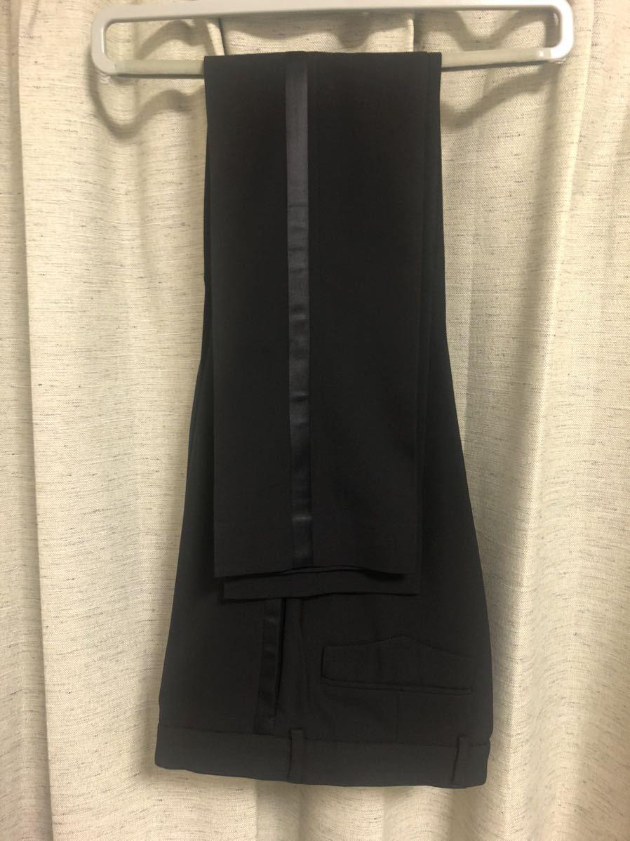 Dior Homme ディオールオム 44【定価総額60万超】スモーキングJK PT ジレ スーツ セットアップ_画像5