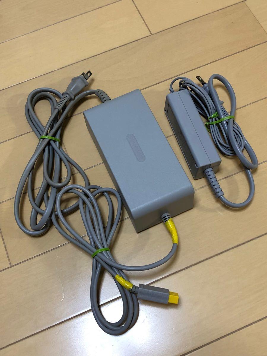 ニンテンドー WiiU 黒 32G 動作確認済み