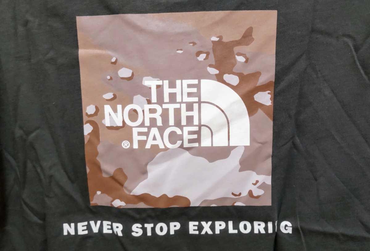 THE NORTH FACE 半袖Tシャツ Red Box 新品 表示サイズXS ザノースフェイス