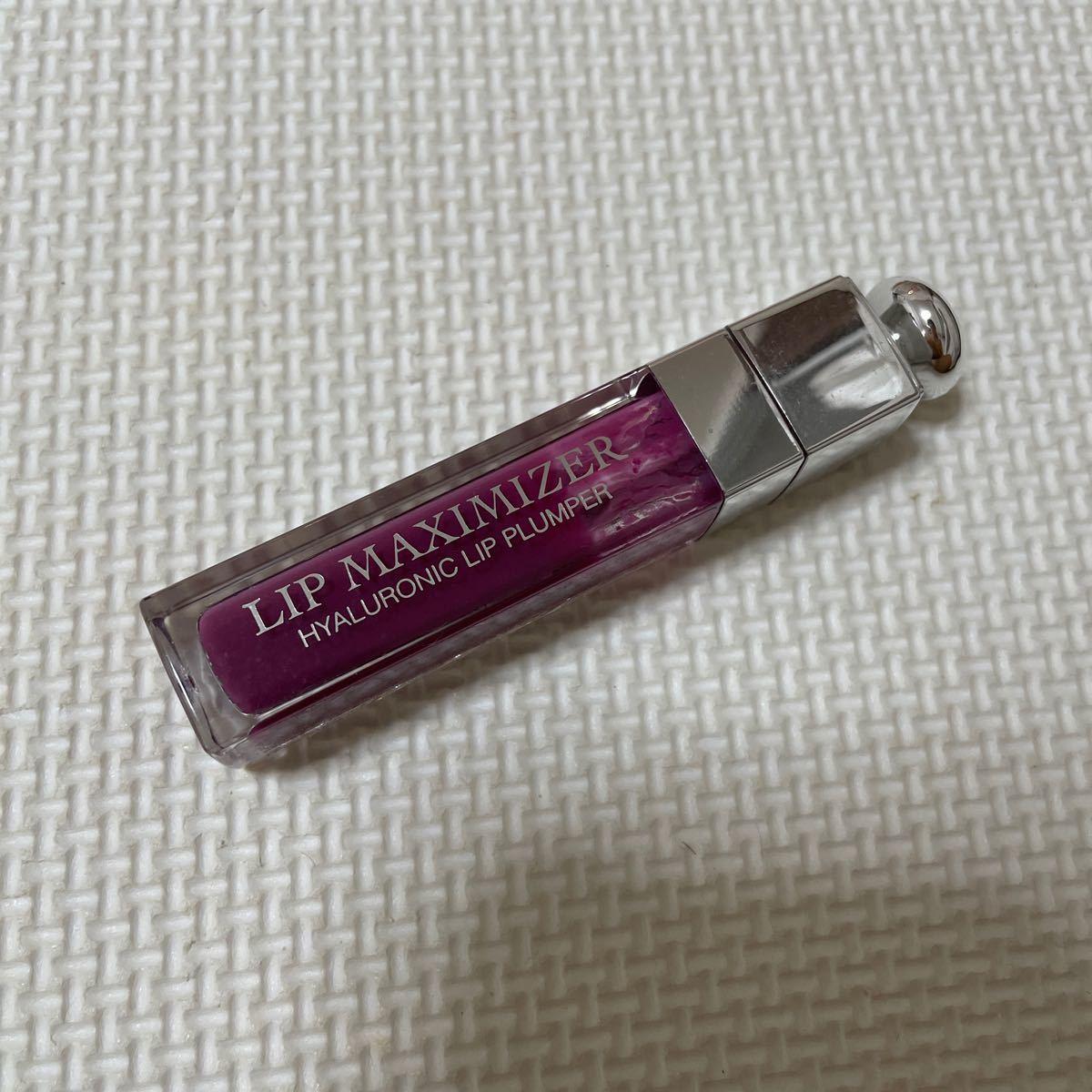 Dior ディオール アディクト リップ マキシマイザー 006