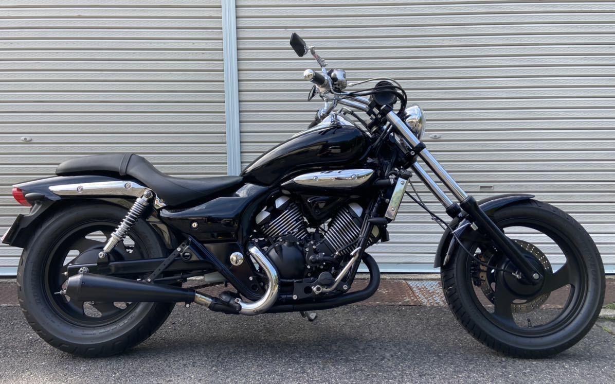 「Kawasaki エリミネーター250V カワサキ 250cc 水冷V型エンジン 好調」の画像1