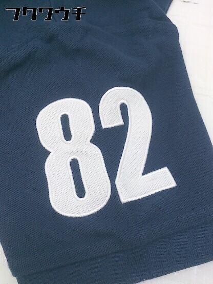 ◇ le coq sportif ルコックスポルティフ 半袖 ポロシャツ サイズL ネイビー メンズ_画像7