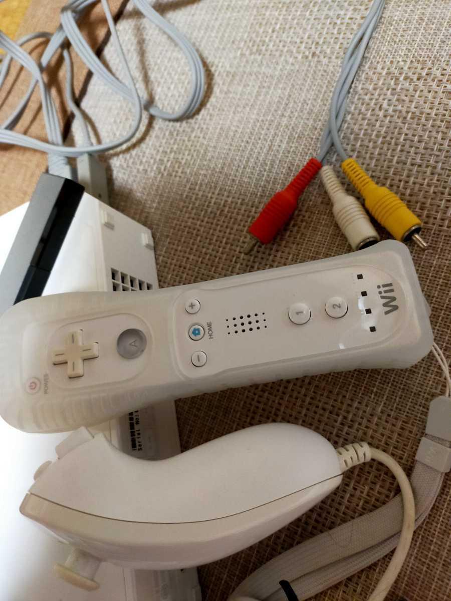 任天堂Wii 画像2まで動作確認