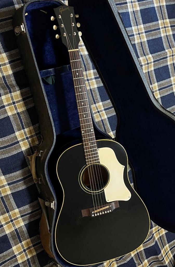 Gibson 1968年製 J-45 BLACK ギブソン オリジナルビンテージギター