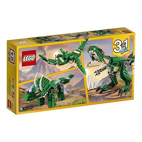 新品新品レゴ(LEGO) クリエイター ダイナソー 31058 ブロック おもちゃ 女の子 男の子SBVNR6UK_画像8