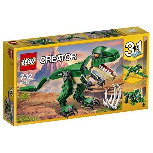 新品新品レゴ(LEGO) クリエイター ダイナソー 31058 ブロック おもちゃ 女の子 男の子SBVNR6UK_画像9