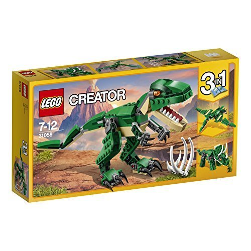 新品新品レゴ(LEGO) クリエイター ダイナソー 31058 ブロック おもちゃ 女の子 男の子SBVNR6UK_画像2