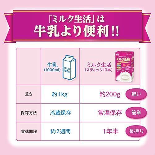 新品即決 300g ミルク生活プラス 大人のための粉ミルク お買い得SHZWFQ4X_画像5