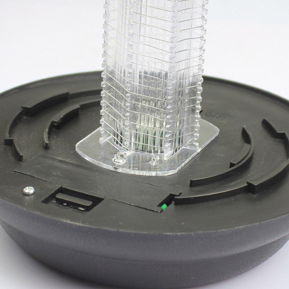 ソーラーLED 殺虫器 殺虫灯 & ガーデンライト 2way 自動点灯 玄関灯