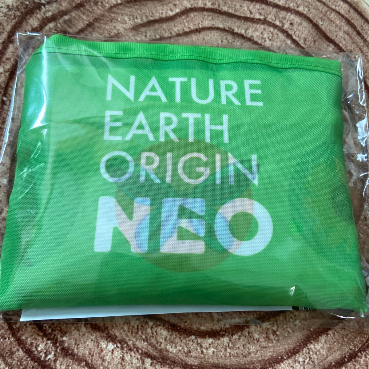 小学館の図鑑NEO オリジナル折り畳みエコバッグ