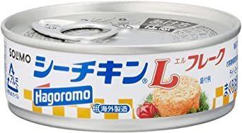 新品70g×12缶 [Amazonブランド] SOLIMO シーチキン Lフレーク 70g×12缶W72O_画像2