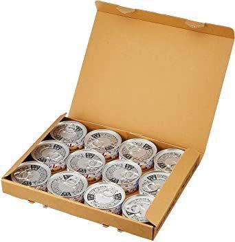 新品70g×12缶 [Amazonブランド] SOLIMO シーチキン Lフレーク 70g×12缶W72O_画像6