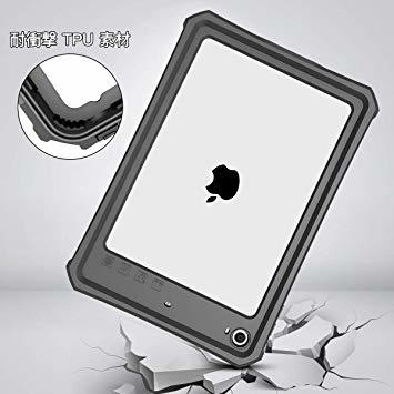 7.9インチ iPad mini5 防水ケース アイパッド mini5 防水カバー タブッレト耐衝撃 IP68防水規格 米軍MI_画像4