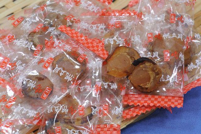 ミニ焼き帆立貝(おまとめ70g×2p)国産珍味帆立貝(小粒)!個包装おつまみほたて貝、携帯便利な帆立貝柱はこれ!【送料込】_画像5