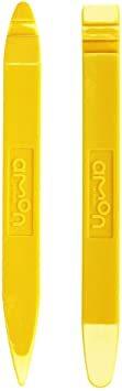 お買い得限定品+パネルはがし エーモン 内張りはがし ポリプロピレン製ソフトタイプ (1427) & パネルはがし 黄色_画像5