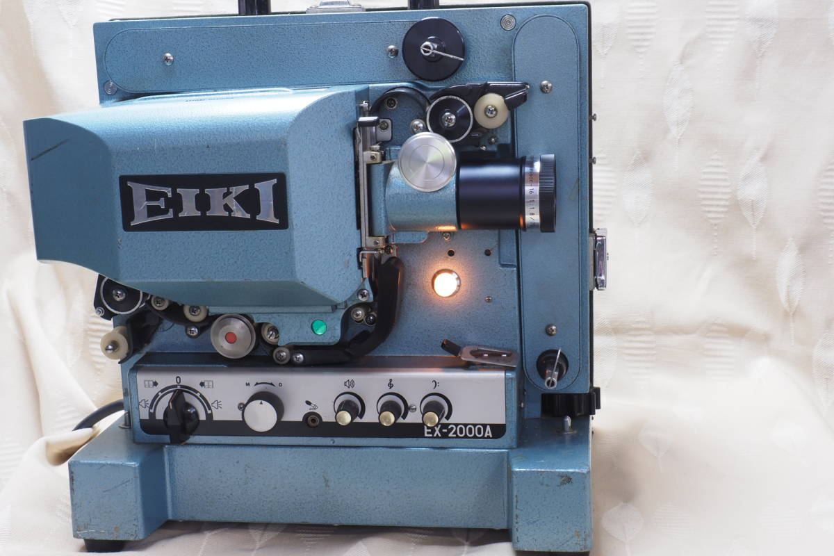 EIKI EXー2000A 16mm映写機 ジャンク