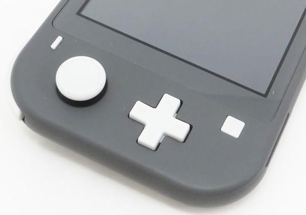 ○【任天堂】Nintendo Switch Lite/ニンテンドースイッチライト本体 HDH-S-GAZAA グレー_画像5