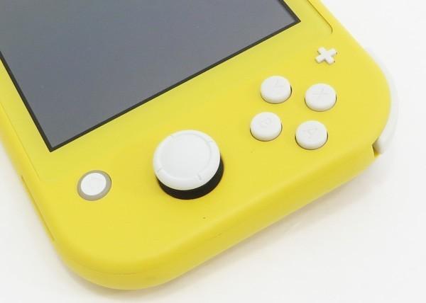 ○【任天堂】Nintendo Switch Lite/ニンテンドースイッチライト本体 HDH-S-YAZAA イエロー_画像4