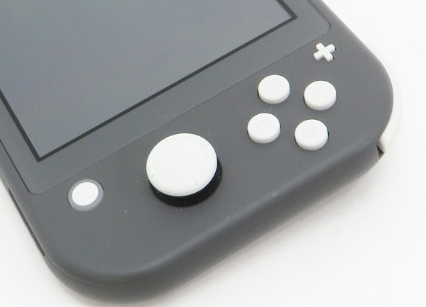 ○【任天堂】Nintendo Switch Lite/ニンテンドースイッチライト本体 HDH-S-GAZAA グレー_画像4