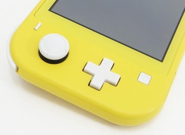 ○【任天堂】Nintendo Switch Lite/ニンテンドースイッチライト本体 HDH-S-YAZAA イエロー_画像5