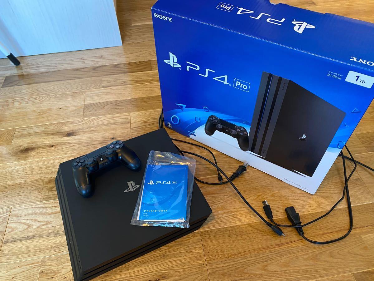 PS4 Pro ジェットブラック PlayStation 4 Pro