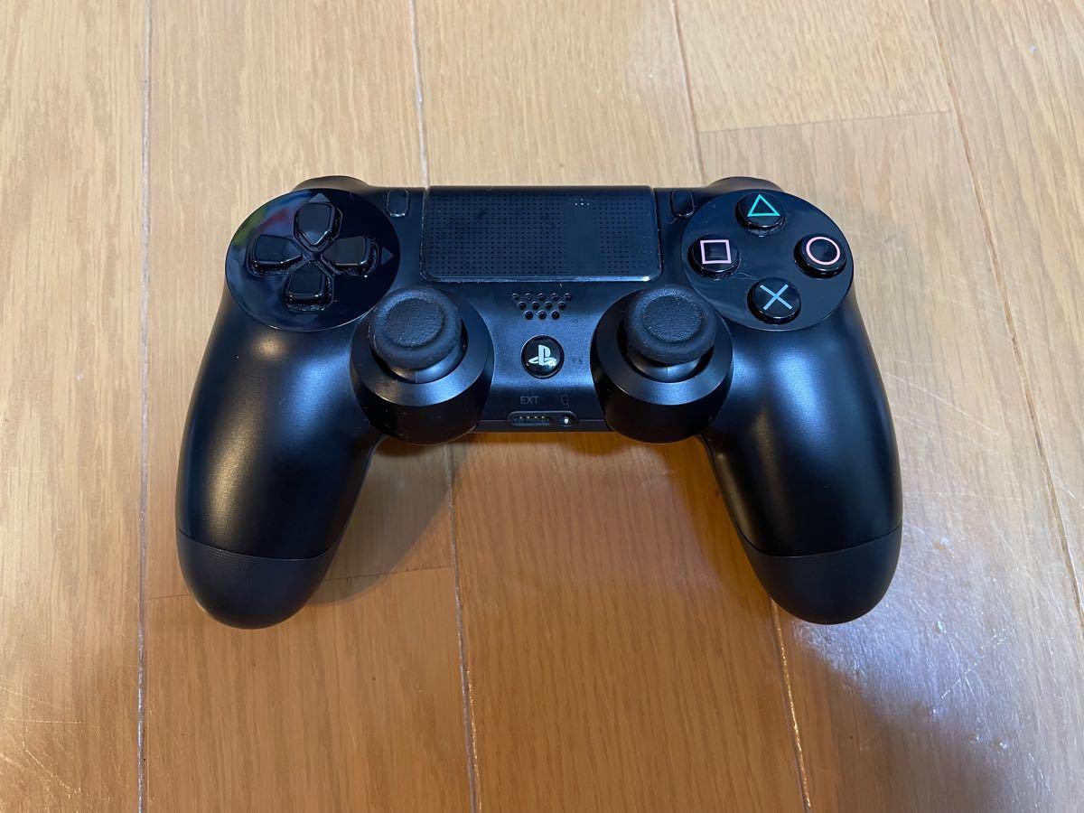 PlayStation4 ジェット・ブラック 500GB CUH-1200AB01